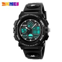 Men's alarm clcok - SKMEI Brand Kids Sport Watches M Waterproof LED Display Digital Watch Alarm Clcok Date Children Wristwatches relogio masculino