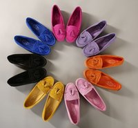 ballerina flats for women - 2016 new women flats shoes genuine leather ballet flats mother nurse shoes Slip on round toe ballerina flats loafers for women