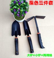 Wholesale Large flower gardening tools Parure shovel rake hoe supplies garden vegetables