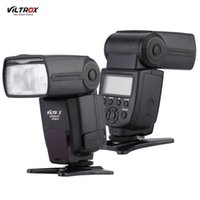 wholesale nikon - Viltrox JY680A Universal On camera LCD Flash Speedlite GN33 for Canon Nikon Sony Pentax DSLR Camera with Backlight Carrying Bag Retail Box