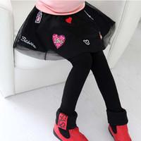 girls leggings - Leggings As Pants Girl Dress Leggings Pants Girls Tights Autumn Winter Leggings For Kids Children Clothes Kids Clothing Lovekiss C28687