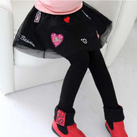 girls pants - Leggings As Pants Girl Dress Leggings Pants Girls Tights Autumn Winter Leggings For Kids Children Clothes Kids Clothing Lovekiss C28687