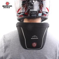 Wholesale Scoyco n03 neck flanchard motorcycle off road neck black free size