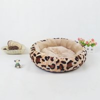 Wholesale Pet Supplies Pet Waterloo Puppy Dog Cat Bed Korean Style Dog House Warm Lovely Dog Kennel Hand S M L Washable Dog Bed