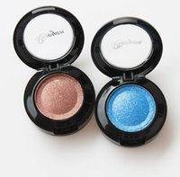 beautiful dark eyes - Creative double deck monochromatic color eye shadow authentic Model most beautiful colors to choose from
