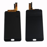 Wholesale For Meizu M2 Note LCD Screen Display with Touch Screen Digitizer Full Assembly Replacement for Meilan Note with Free Repair Tools