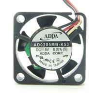 adda laptop fan - ADDA AD0205MB K53 cm mm DC V A laptop hard disk fan