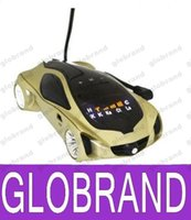 Wholesale high quality Russian English Version Degree car radar detector for police radar with retail package GLO648
