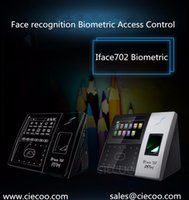 access communications - ZK sensor system facial recognition machine time attendance and access control built in wireless Wi Fi or GPRS communication