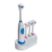 Wholesale 2016 Cute High Quality Electric toothbrush waterproof revolving toothbrush Brushes Heads For Kids Hygiene Oral Dental Care