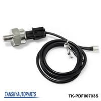 Precio de Pressure sensor-Tansky -NEWBRAND 1/8 puntos de rosca de piezas de repuesto del sensor de presión de aceite para Df manómetro de alta precisión TK-PDF00703S