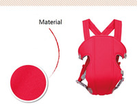 Wholesale 3 Months Breathable Multifunctional Front Facing Baby Carrier Infant Comfortable Sling Backpack Pouch Wrap Baby Kangaroo WA0166