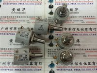 Wholesale R100K more than ten laps around the circle line potentiometer shaft MM grey