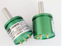 angular sensors - degree rotation of non contact angular displacement sensor Hall V output