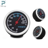 Wholesale Car Mechanics Hygrometer Digital Pointer for V Auto Time Good Gift for Friend Diagnostic Tool Humidity Gauge