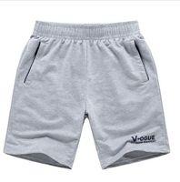 Wholesale Summer Mens Gym Shorts Men Beach Shorts Homens Marque PantalonesCortos Kurze Hosen Pantalonetas Pombre Pasculina