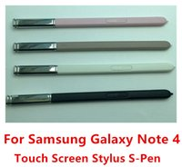 Wholesale For Samsung Galaxy Note N910 New Stylus Touch Screen S Pens High Quality Replacement Parts
