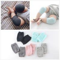baby crawling leggings - 2016 New Cotton Summer Baby Knee Pads Kids Anti Slip Crawl Necessary Knee Protector Babies Leggings Children Leg Warmers