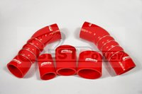 Wholesale SILICONE TURBO HOSE RED FOR UP Audi TT RS RS3 MK2 Red