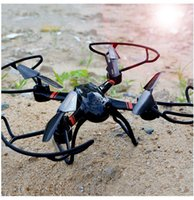 Wholesale 2 GHz RC Quadcopter With Aixs Gyro and HD Camera One Key To Return Headless Mode RC Drone Toys