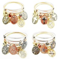 alex jewelry - 2016 HOT Selling Alex and Ani Bangles Bracelets For Women Charm Pendant Fashion Jewelry Bracelet Mixed Styles