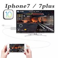 Wholesale Multifunction Phone Adapter TV HDMI for iPhone Android Dock to HDMI P HDTV TV Adapter Cable P for iPhone7 S Samsung S7 HDMI Cable