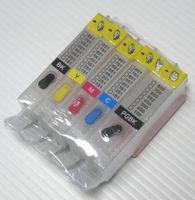 empty ink cartridges - 5 Refill ink cartridge PGI XL CLI XL PGI CLI for Canon PIXMA MG5440 MG6340 IP7240 MX924 MG5540 MG6440 MG7140