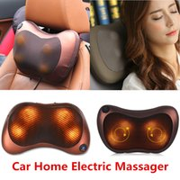 Wholesale New Hot Good Selling Electronic Car Home Fashion health beauty Multifunction Electric Neck Pillow Massager