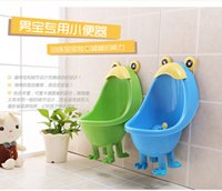Wholesale 2016 new Potty Training Boys Baby Toilet Hang On Wall Urinary Children Stand Urinal