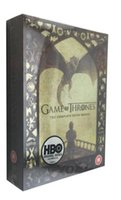 Wholesale 2016 Top quality Game of Thrones The Complete Season Fifth Four th Disc Set DVD Uk Version Region Boxset New