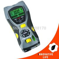 Wholesale Multifunction in1 Digital Distance Meter Stud Joists Metal AC Live Wire Detector Laser Marker Portable Tool