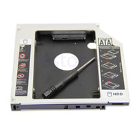 Wholesale New Universal mm PATA IDE to nd SATA HDD Hard Drive Disk Caddy Module