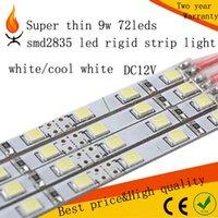 bar signage - Super bright m pc MM Width smd2835 leds m w LED Strip Rigid Bar Edgelit Sidelight for Slim LED Signage shop Light Box