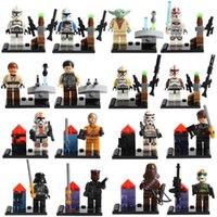 best war games - Educational class building Blocks toys Star Wars Assemble the game Children the best birthday present