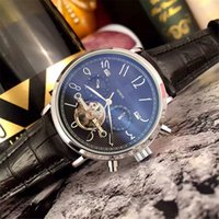 automatic earth - 2016 New listing High quality earth face ceramic bezel leather band Automatic Flywheel Series watch Mechanical Watch Relogio Reloj Clock