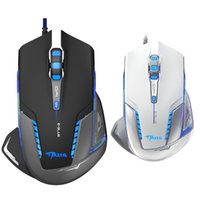 high Wired EMS600 EMS600 2500DPI USB Wired Optical Game Gaming Mouse for Windows XP Vista Windows7 ME 2000 Mac OS