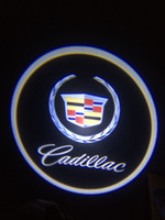 ats logo - Wireless for cadillac Car LED door Welcome Projector Logo ghost shadow light