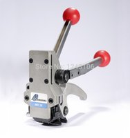 Wholesale MR36 TAIWAN MACROLEAGUE high quality steel Strapping tool steel strapping machine Manual pusher type tool