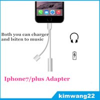 audio transfer - New mm audio adapter charging one data transfer cable suitable lighting for iphone plus with pricre