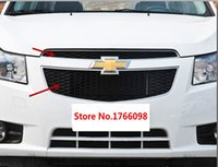 Wholesale High Qquality Front Grill Chrome Painted For Chevy Cruze set
