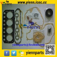 Wholesale Mitsubishi S4L S4L2 full gasket kit A94 with Cylinder head gasket A01 for Peljob mini excavator EB350 EB406
