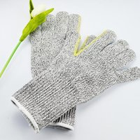 Wholesale Cut Resistant Gloves Kitchen Gloves with Food Grade Level Hand Protection Light weight Work Gloves Safety Gloves protect your hand