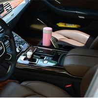 Wholesale Car Cup Phone Holder Storage Box For Ford Focus Fiesta Mondeo Tuga Ecosport Fusion Focus MK2 MK3 Toyota rav4 Accessories