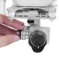 Wholesale Good Quality Camera Lens Protector Cover Petal Sun Hood Sunshade For DJI Phantom RC Quadcopter Drone