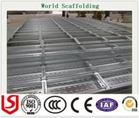 Wholesale Manufacture price steel metal plank scaffolding walking board metal plank