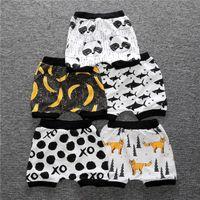 baby boxer shorts - New Banana fruit XO shark fox quality INS baby summer mini shorts Boxer Kids Toddler Harem shorts pp Children clothes