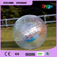 Wholesale Rolling Ball M mm Inflatable Ball Human Hamster Ball Inflatable Body Zorb Ball