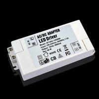 Wholesale Led Power Supply V A W LED Driver AC DC adapter V V Power Supply Lighting Transformer LED Lamp Strip V V