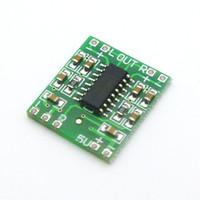 Wholesale PAM8403 Super Mini Digital Amplifier Board W Class D Digital V To V Power Amplifier Board Efficient