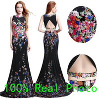 amazing fish - 2K17 Amazing Petal Two Pieces Zuhair Murad Mermaid Prom Party Formal Dresses Top Quality Crop Top Fish Tail Occasion Evening Gown